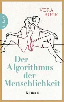 Vera Buck: Der Algorithmus der Menschlichkeit, Buch