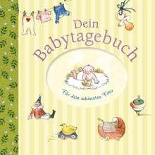 Nina Andres: Dein Babytagebuch, Buch