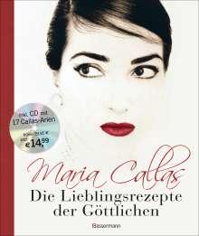Bruno Tosi: Maria Callas - Die Lieblingsrezepte der Göttlichen, Buch