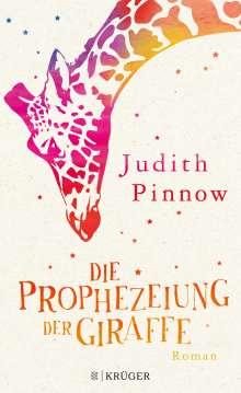 Judith Pinnow: Die Prophezeiung der Giraffe, Buch