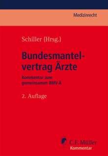 Christoph Altmiks: Bundesmantelvertrag Ärzte, Buch