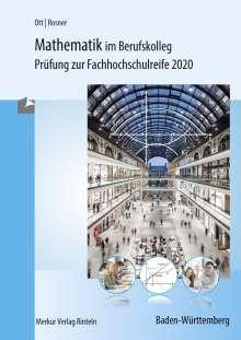 Roland Ott: Mathematik im Berufskolleg, Buch