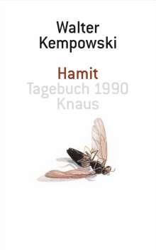 Walter Kempowski: Hamit, Buch