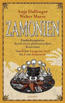 Walter Moers: Zamonien, Buch
