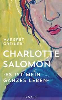 Margret Greiner: Charlotte Salomon, Buch