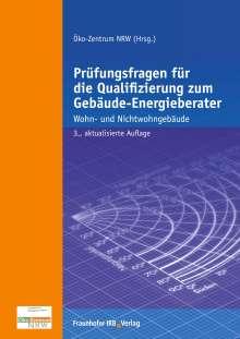 Volker Beckmann: Prüfungsfragen für die Qualifizierung zum Gebäude-Energieberater., Buch