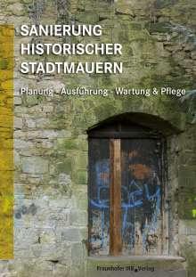 Sanierung historischer Stadtmauern., Buch