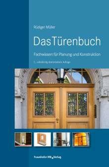 Rüdiger Müller: Das Türenbuch., Buch