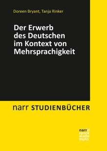 Doreen Bryant: Der Erwerb des Deutschen im Kontext von Mehrsprachigkeit, Buch