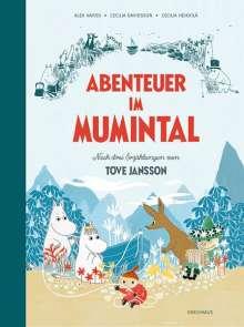 Alex Haridi: Abenteuer im Mumintal, Buch