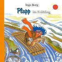 Inga Borg: Plupp im Frühling, Buch