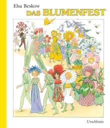 Elsa Beskow: Das Blumenfest, Buch