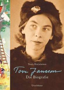 Tuula Karjalainen: Tove Jansson, Buch