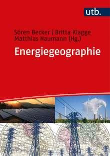 Energiegeographie, Buch