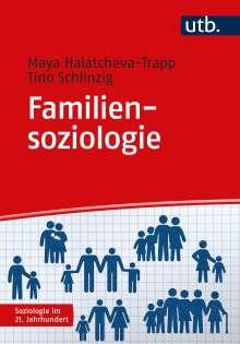 Maya Halatcheva-Trapp: Familiensoziologie, Buch