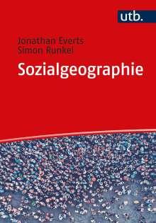Simon Runkel: Sozialgeographie, Buch
