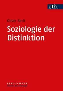 Oliver Berli: Soziologie der Distinktion, Buch