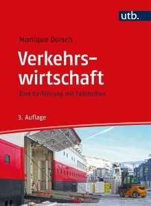 Monique Dorsch: Verkehrswirtschaft, Buch