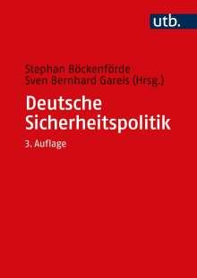Deutsche Sicherheitspolitik, Buch