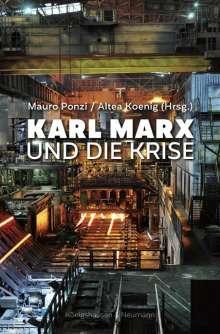 Karl Marx und die Krise, Buch