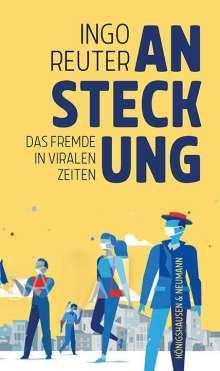Ingo Reuter: Ansteckung, Buch