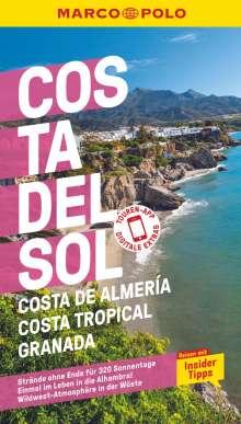 Andreas Drouve: MARCO POLO Reiseführer Costa del Sol, Costa de Almeria, Costa Tropical Granada, Buch