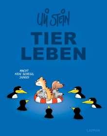 Uli Stein: Uli Stein Gesamt: Uli Steins TIERLEBEN, Buch