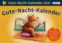 Lisa Golze: Gute-Nacht-Kalender 2021: Tageskalender für Kinder mit Geschichten und Einschlafritualen, Kalender
