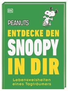 Nat Gertler: Peanuts(TM) Entdecke den Snoopy in dir, Buch