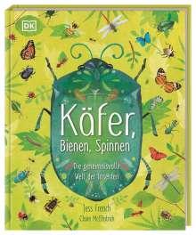 Jess French: Käfer, Bienen, Spinnen, Buch