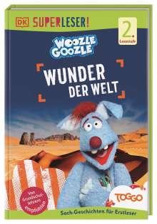 Jörg Fischer: SUPERLESER! Woozle Goozle Wunder der Welt, Buch