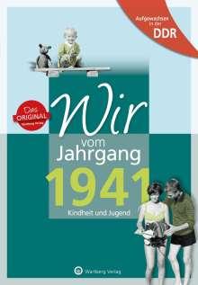 Ulrich Grunert: Aufgewachsen in der DDR - Wir vom Jahrgang 1941 - Kindheit und Jugend: 80. Geburtstag, Buch