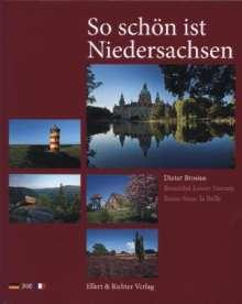 Dieter Brosius: So schön ist Niedersachsen, Buch