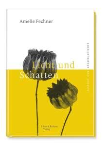Amelie Fechner: Licht und Schatten, Buch
