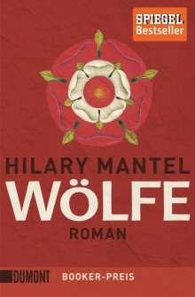 Hilary Mantel: Wölfe, Buch