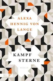 Alexa Hennig Von Lange: Kampfsterne, Buch