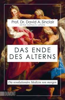 David A. Sinclair: Das Ende des Alterns, Buch