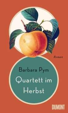Barbara Pym: Quartett im Herbst, Buch