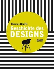 Thomas Hauffe: Geschichte des Designs, Buch