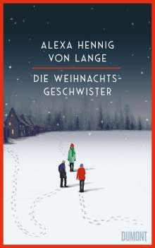 Alexa Hennig Von Lange: Die Weihnachtsgeschwister, Buch