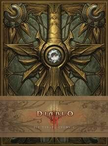 Matt Burns: Diablo 3: Die Tyrael-Chronik, Buch