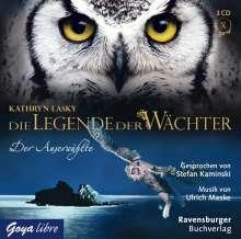 Die Legende der Wächter 10.Der Auserwählte, 3 CDs