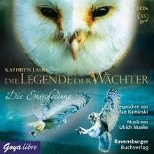Die Legende Der Wächter 15.Die Entscheidung, 3 CDs
