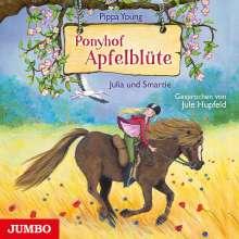 Pippa Young: Ponyhof Apfelblüte 06. Julia und Smartie, CD