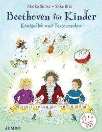 Marko Simsa: Beethoven für Kinder, Buch