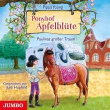 Pippa Young: Ponyhof Apfelblüte. Paulinas großer Traum [14], CD