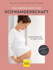 Annette Nolden: Das große Buch zur Schwangerschaft, Buch