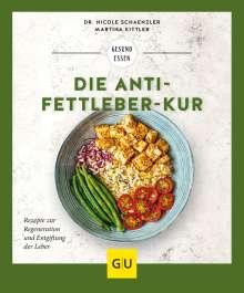 Martina Kittler: Die Anti-Fettleber-Kur, Buch