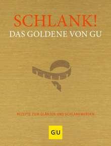 Schlank! Das Goldene von GU, Buch