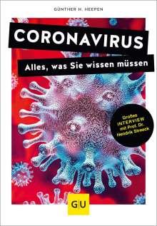 Günther H. Heepen: Coronavirus, Buch